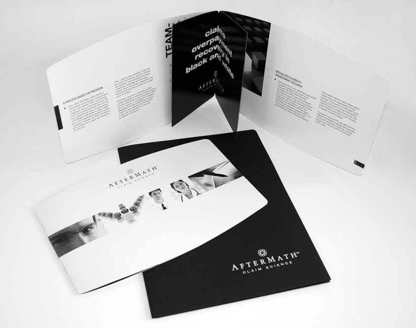Brochure Design  Modern Marketing Partners