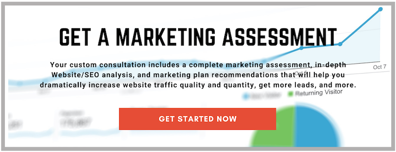 Marketing Assessment